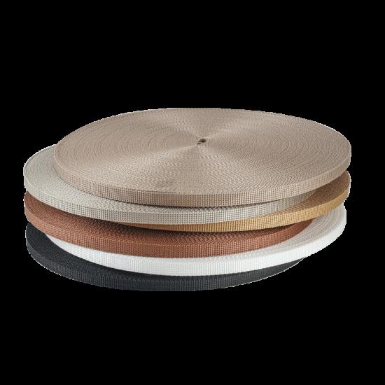 Dokuma Şerit Kolon 1.5 cm- 50 metre