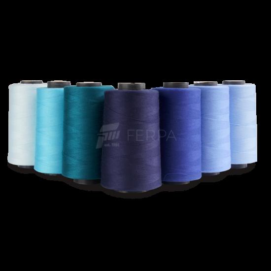 Dikiş İplikleri Mavi Serisi 5000MT
