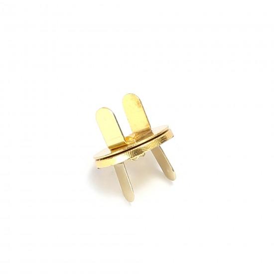 Kuvvetli Çanta Mıknatısı - Altın
