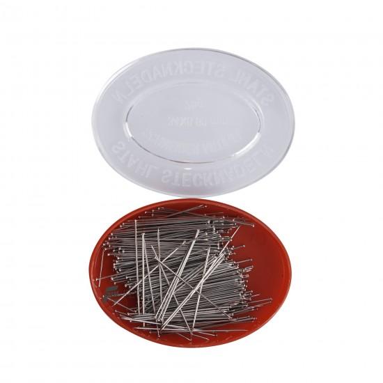 Çelik Başlı Toplu İğne 25 gram
