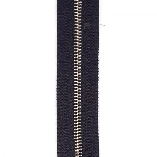 Tip 5 Metal Fermuar 100 cm Kombi Kafa Fermuar