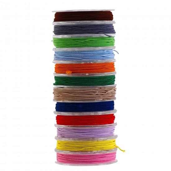 Renkli Gipe Lastik 12'li