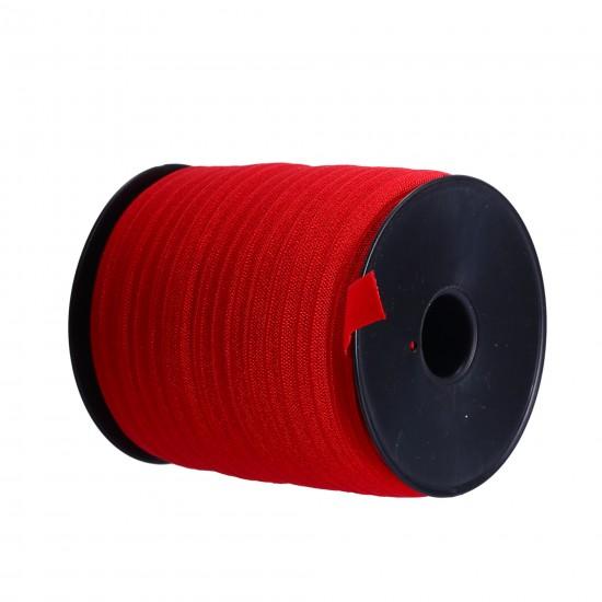 Renkli Katlanır Biye Lastik 1.5 cm
