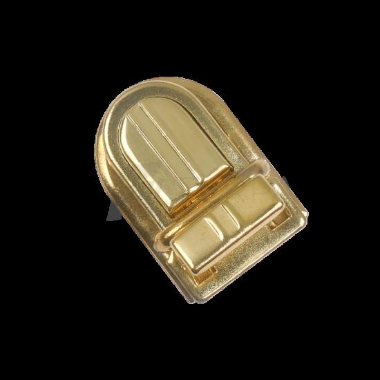Çanta Kilidi Altın